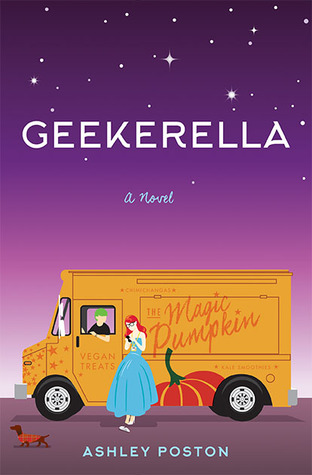 Image result for geekerella goodreads