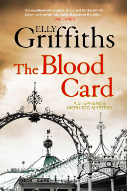 The Blood Card (DI Stephens & Max Mephisto, #3)