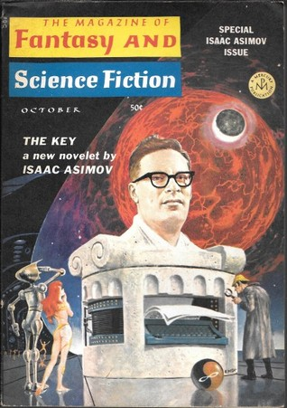 The Magazine of Fantasy and Science Fiction, October 1966 (The Magazine of Fantasy & Science Fiction, #185)