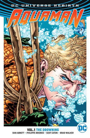 Aquaman, Volume 1: The Drowning