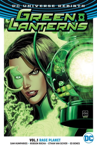 Green Lanterns, Volume 1: Rage Planet(Green Lanterns 1)