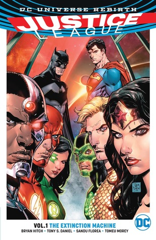 Justice League, Volume 1: The Extinction Machines