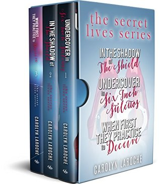 Secret Lives Trilogy Books 1-3 by Carolyn LaRoche
