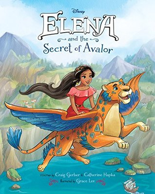 Elena and the Secret of Avalor (Disney Storybook (eBook))