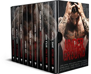 Underground A Hardcore Romance Collection by Amanda Mackey