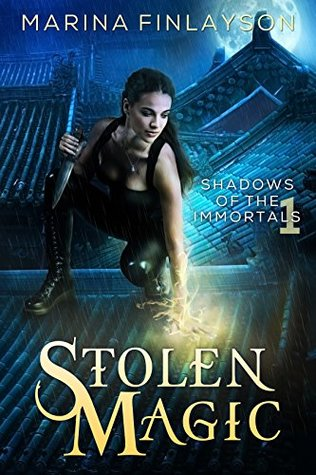 Urban fantasy review: 'Stolen Magic' by Marina Finlayson