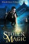Stolen Magic (Shadows of the Immortals, #1)