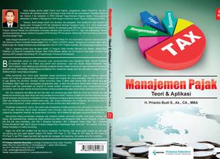 Manajemen Pajak: Teori & Aplikasi