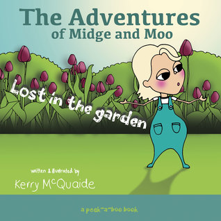 Lost in the Garden: A Peek-A-Boo Book