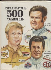 Indianapolis 500 Yearbook: 1969-1972