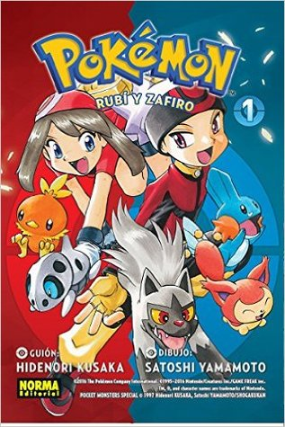 Pokémon 9. Rubí y Zafiro 1