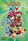 Pokémon XY, tomo 1 by Hidenori Kusaka