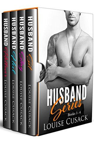 Husband Series Boxed Set Books 1-4 Crazy Erotic Romance by Louise Cusack