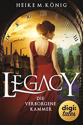 Die Verborgene Kammer (Legacy #1)