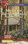 Mistletoe Reunion Threat (Rangers Under Fire #4)