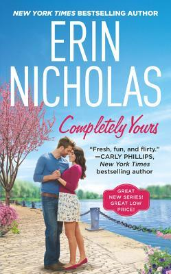 #Review COMPLETELY YOURS (Opposites Attract #1) by @ErinNicholas #ContemporaryRomance #Opposites #NewRelease
