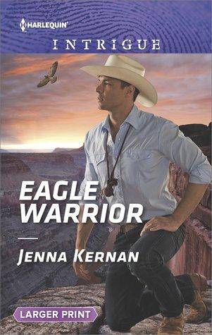 Eagle Warrior (Apache Protectors: Tribal Thunder #2)