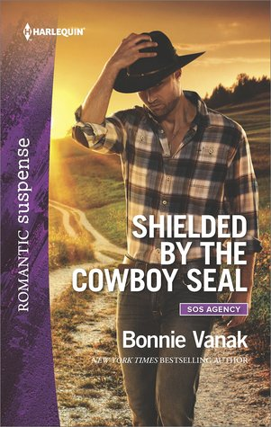 Shielded by the Cowboy SEAL by Bonnie Vanak