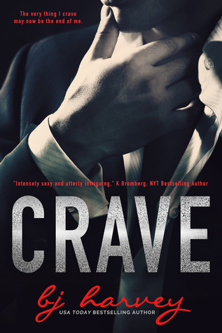 Crave by B.J. Harvey