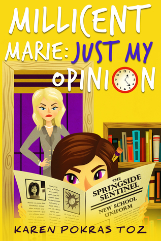 cover Millicent Marie Just My Opinion