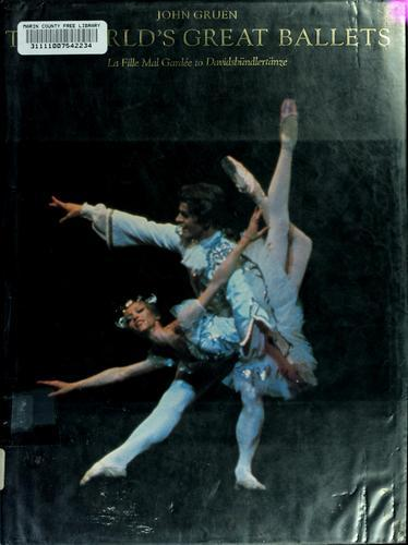 The World's Great Ballets: La Fille Mal Gardee to Davidsbundlertanze