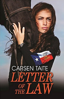 Letter of the Law (Lone Star Law Series, #3)