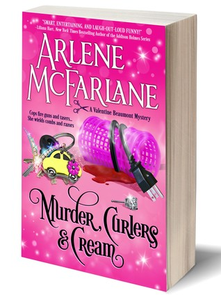Murder, Curlers, and Cream (Valentine Beaumont Mysteries #1)