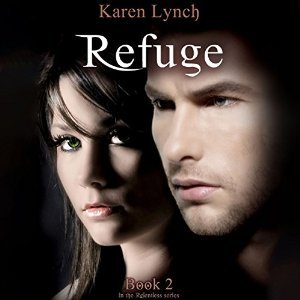 Audiobook Review: Refuge by Karen Lynch (@Mollykatie112, @karenlynchNL, @audible_com)