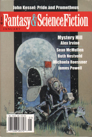 Fantasy & Science Fiction, January 2008 (The Magazine of Fantasy & Science Fiction, #668)