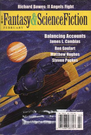 Fantasy & Science Fiction, February 2008 (The Magazine of Fantasy & Science Fiction, #669)