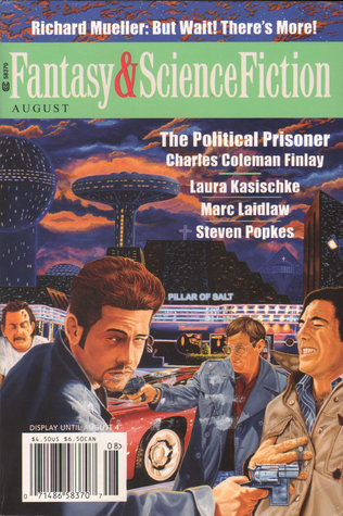 Fantasy & Science Fiction, August 2008 (The Magazine of Fantasy & Science Fiction, #675)