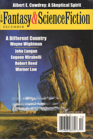 Fantasy & Science Fiction, December 2008 (The Magazine of Fantasy & Science Fiction, #678)