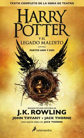Harry Potter y el legado maldito - Partes Uno y Dos - to be merged