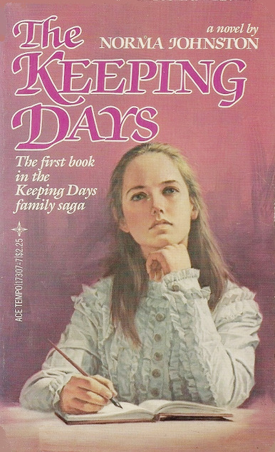 The Keeping Days (Keeping Days, #1)
