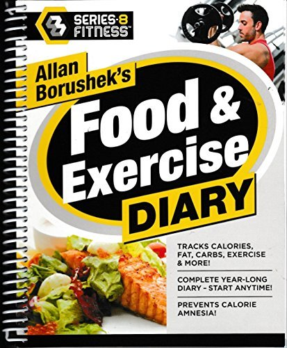 Allan Borushek's Food & Exercise Diary