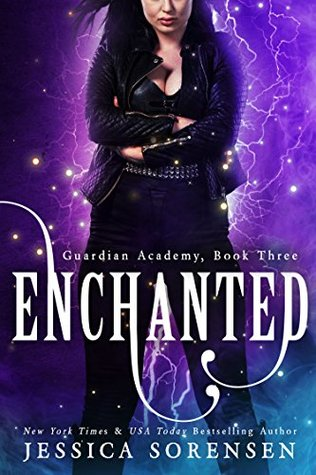 Enchanted (Guardian Academy Book 3)