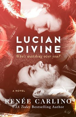 Cover Reveal | Lucian Divine by Renee Carlino