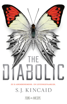 The Diabolic – S.J. Kincaid