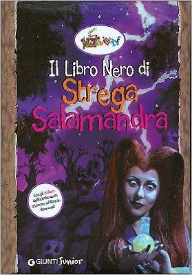 Il Libro Nero di Strega Salamandra