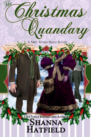 The Christmas Quandary (Hardman Holidays, #5)
