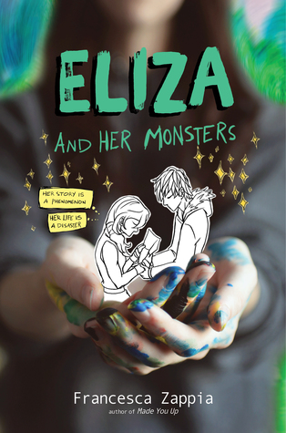 Mini Reviews: Eliza and her Monsters by Francesca Zappia & Alex, Approximately by Jenn Bennett