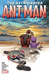 The Astonishing Ant-Man #13 by Nick Spencer