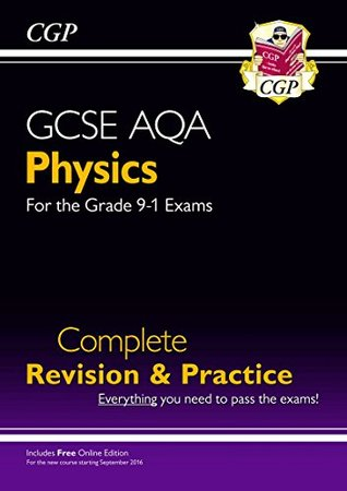 New Grade 9-1 GCSE Physics AQA Complete Revision & Practice with Online Edition