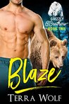 Blaze (Grizzly Brothers, #2)