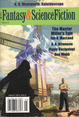 The Magazine of Fantasy & Science Fiction, May 2007 (The Magazine of Fantasy & Science Fiction, #661)
