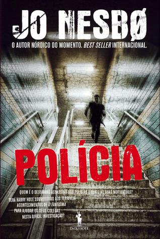 Polícia (Harry Hole, #10)