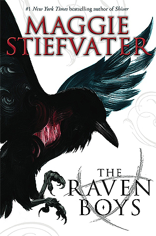 Image result for raven boys goodreads