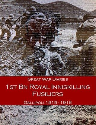 Gallipoli Diaries: 1st Bn Royal Inniskilling Fusiliers