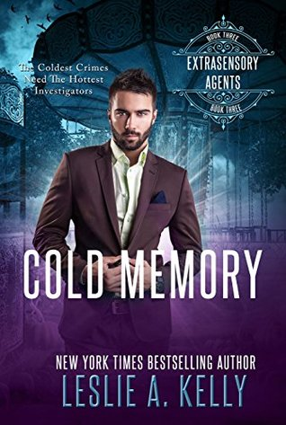 Cold Memory (Extrasensory Agents #3)