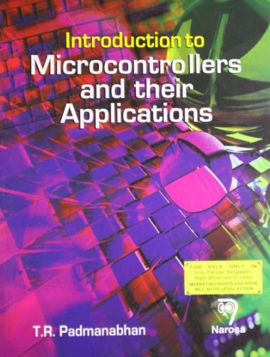 Introduction to Microcontrollers and their Applications